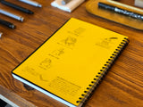 Mnemosyne Notebook - A5 - Lined