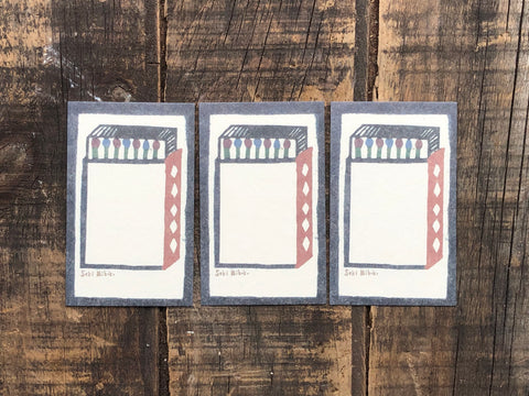 Classiky - Mihoko Seki Message Cards - Match