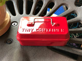 Hightide Tiny Container - Red