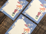 Classiky - Mihoko Seki Message Cards - Reading Book