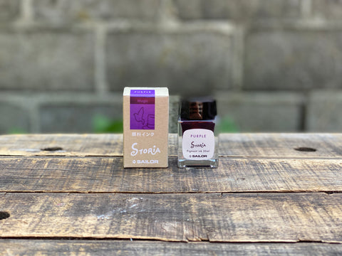 Sailor Storia Pigment Ink - 20mL - Magic Purple