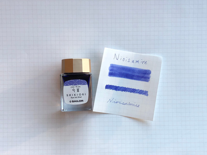 Sailor Shikiori Nioi Sumire Ink - 20mL Bottle
