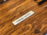 Wooden Ruler - 15cm - White