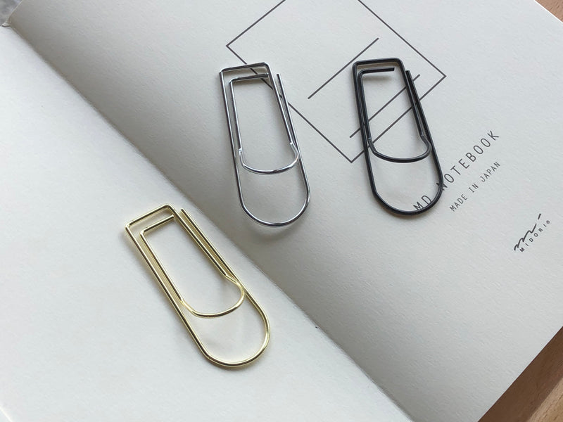 Pen Hook Clip - Gold