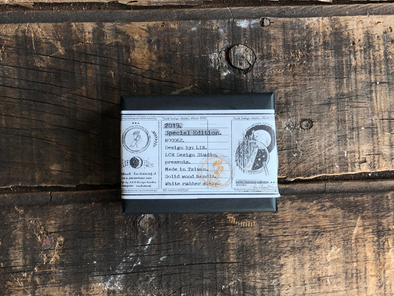 LCN 2019 Limited Edition Rubber Stamp