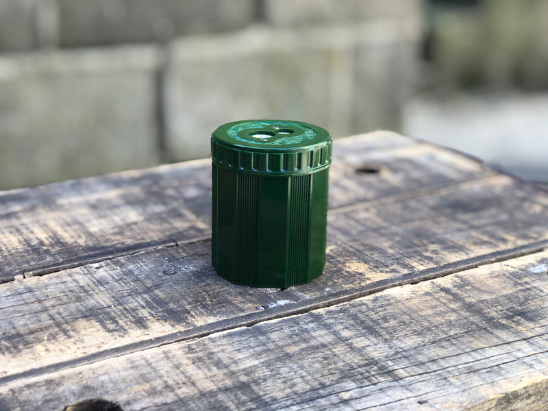 Dux Duroplast Pencil Sharpener - Green