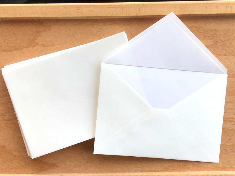 Life Bank Paper Envelopes
