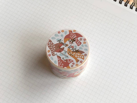 Masking Tape Washi - Pattern Birds