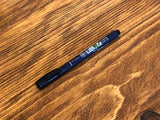 Fudenosuke Brush Pen - Hard Tip - Black