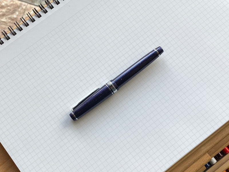 Sailor Pro Gear Slim - Purple Cosmo - Fine