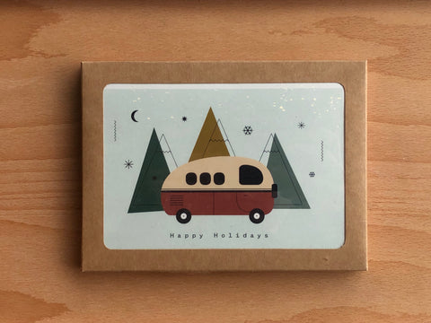 Volkswagon Holiday Cards - Set of 6