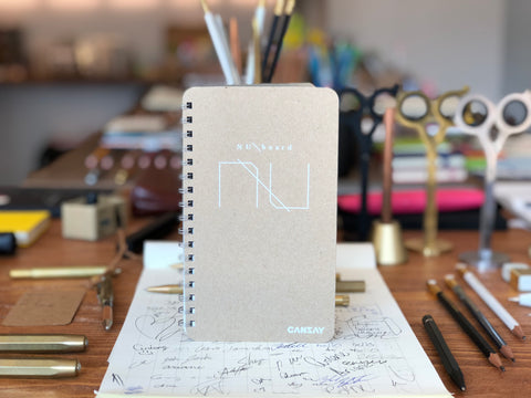 Whiteboard Notebook - Pocket Size