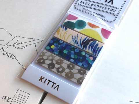 Kitta Portable Washi Tape - Night Sky