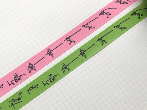 Classiky - Nancy Seki Pole Vault Masking Tape - Set of 2