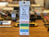 Kitta Portable Washi Tape - Checker