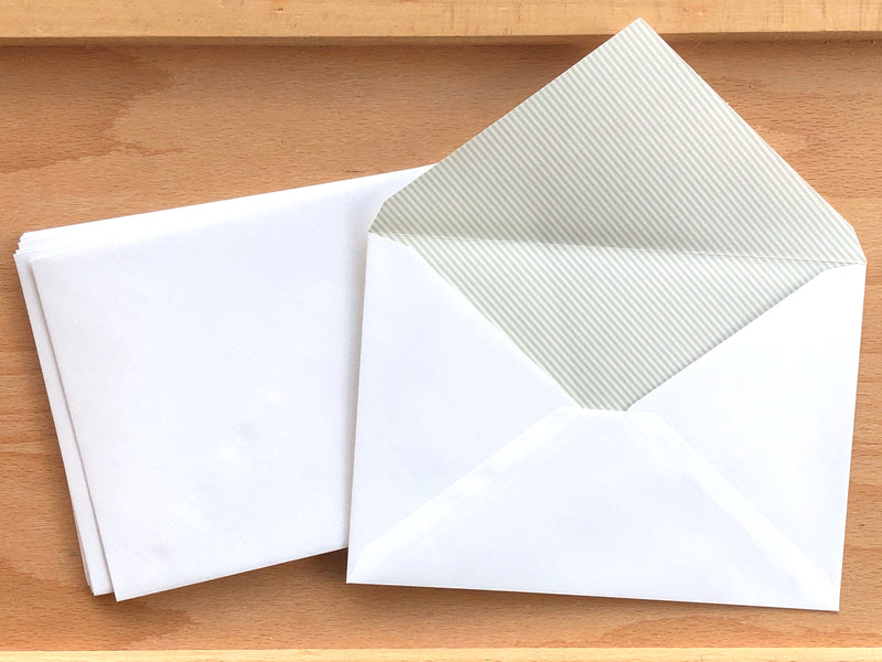 Life Brand Envelopes (A5 Paper) - Pack of 10