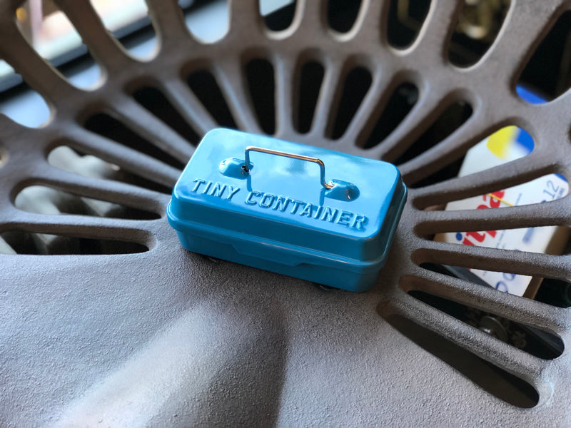Hightide Tiny Container - Blue