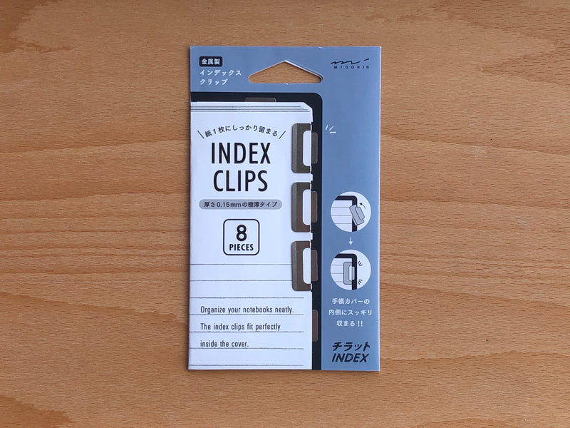 Index Clips