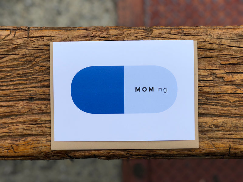MOM mg Card