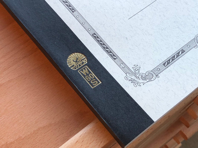 Tsubame Fools University Notebook - W60S - Lined - B5