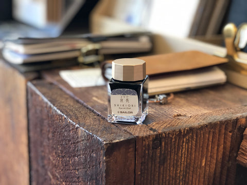 Sailor Shikiori Yonaga Ink - 20 ml Bottle
