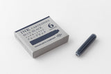 TRC Brass Fountain Pen Cartridge - Dark Blue