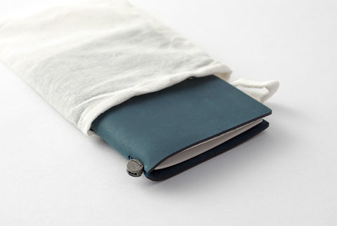 Traveler's Notebook - Passport Size - Blue