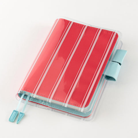 Hobonichi Cover on Cover - Stripes - A6