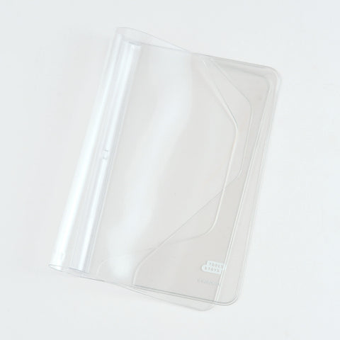 Hobonichi Cover on Cover - Clear - A6