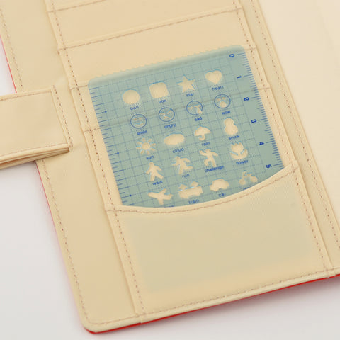 Hobonichi Stencil - Travel