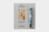 Brass Ballpoint Pen - Travel Tools