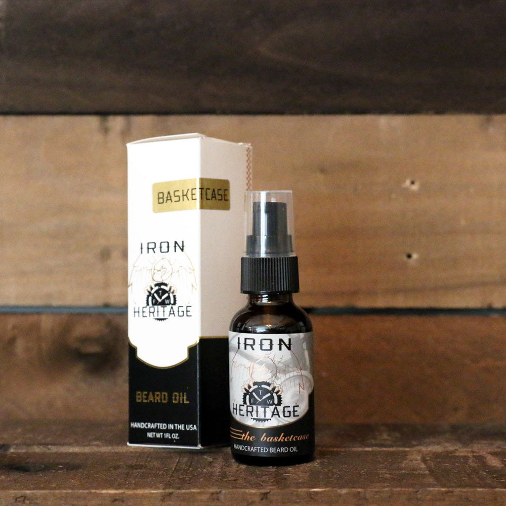 Basketcase Beard Oil