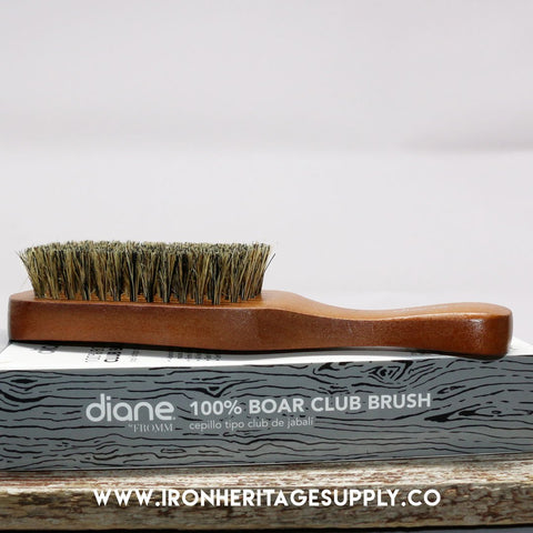 """100% Boar Club Brush"" by Diane"