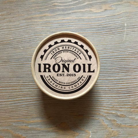 "PREORDER! ""Original Iron Oil"" by Iron Heritage"
