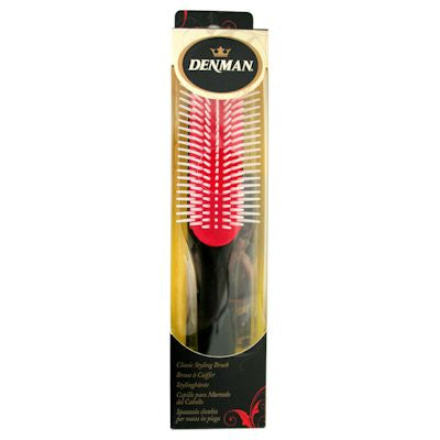 """Classic Styling Brush (7 Row, Medium)"" by Deman"