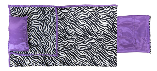 Zebra w/Purple
