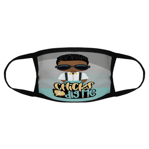 Boys Chicks Dig Me Part and Shades Face Mask / Woody Epps Gift Shop