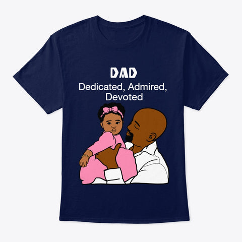 DAD Men T - Shirt / Woody Epps Gift Shop