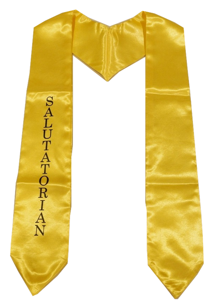 Satin Stole (SALUTATORIAN)