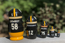 Pittsburg Steelers All-Star nesting doll