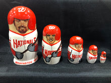 Washington Nationals nesting doll