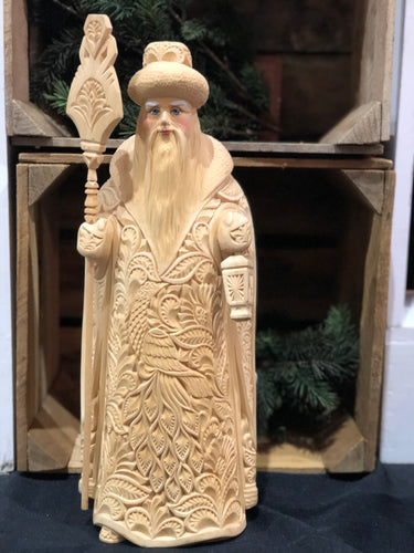 Carved Father Frost