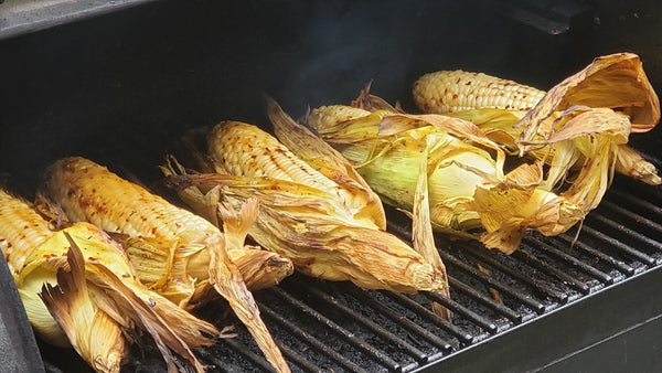 BBQ Butter Corn on the Cob