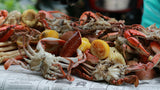 Cajun Blue Crab Boil in the Bayou Classic