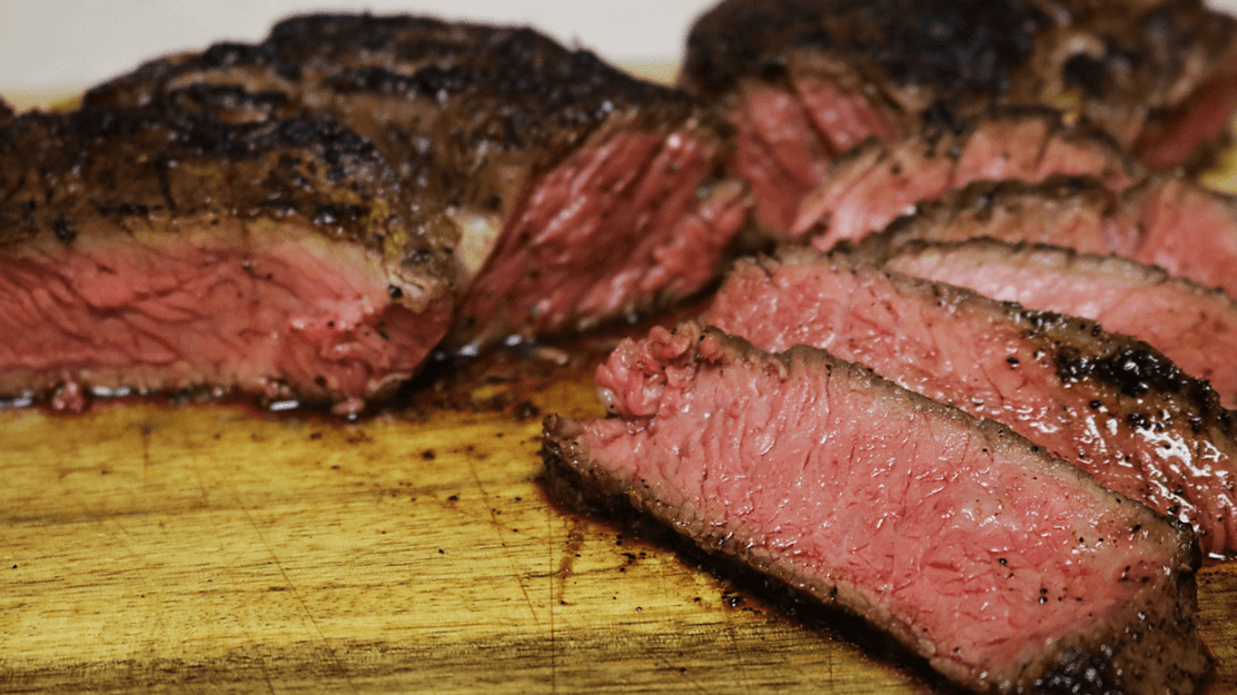 Sous Vide Coffee-Rubbed Ribeye Steak