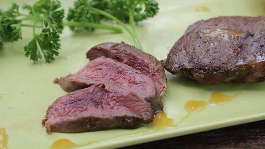 Wild Duck Breasts with Grand Marnier Sauce