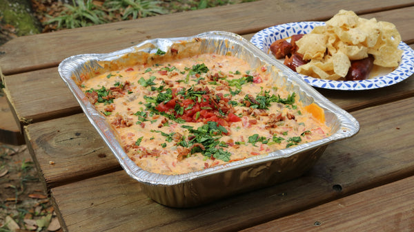 Easy Smoked Queso Dip