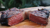 Smoked Bison Ribeye