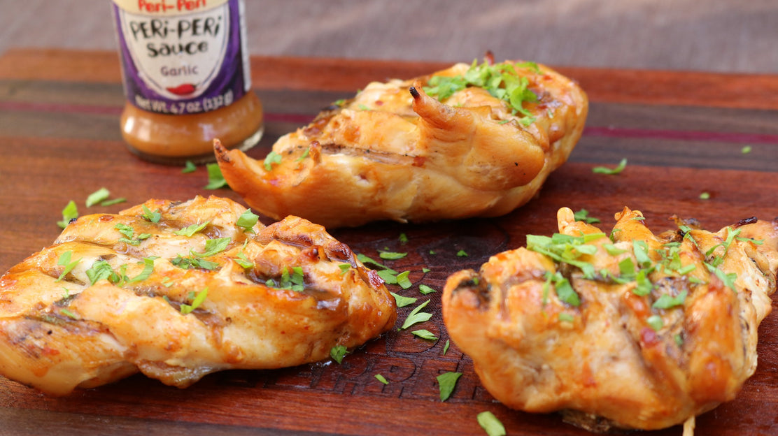 3 Ingredient Peri-Peri Chicken