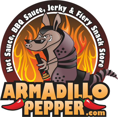 Armadillo Pepper Logo